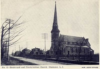 1920s sanctuary photo